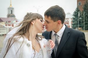 Люба и Алексей 1